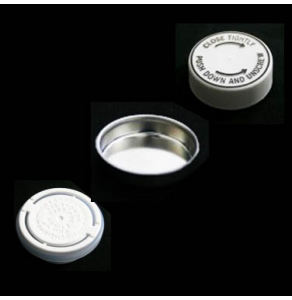 Fittings for Screw Top Tin Plate
